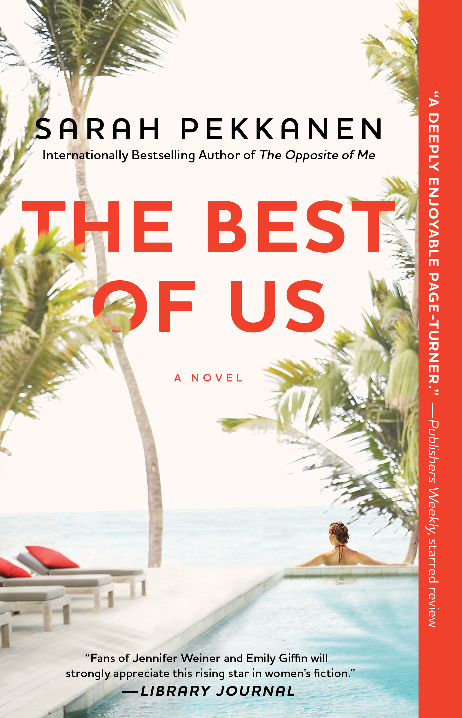 The Best of Us by Sarah Pekkanen