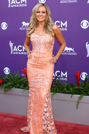 Jewel at the 2013 ACM Awards