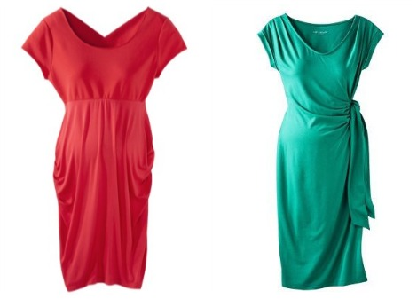 Beverly Mitchell maternity dresses