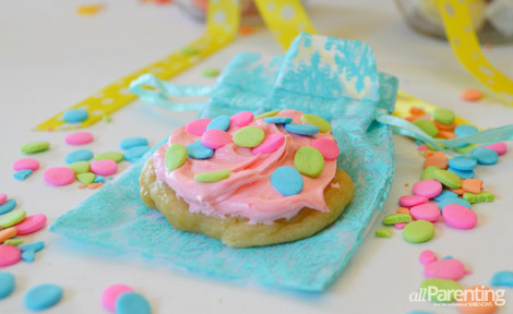 allParenting May Day Soft sugar cookie