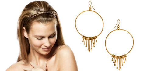 Sara Rue Maternity style accessories