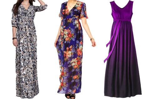 Sara Rue maternity style dresses