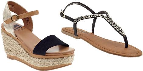 Sara Rue maternity style sandals