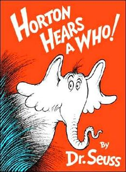 Horton Hears a Who cover