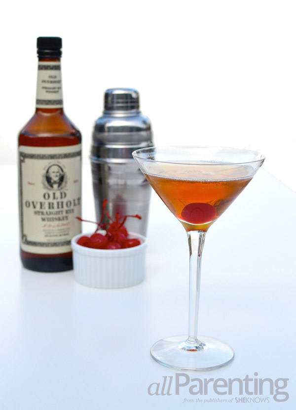 Perfect Manhattan Recipes — Dishmaps