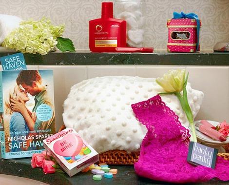 Beauty sample box: Popsugar Must have box
