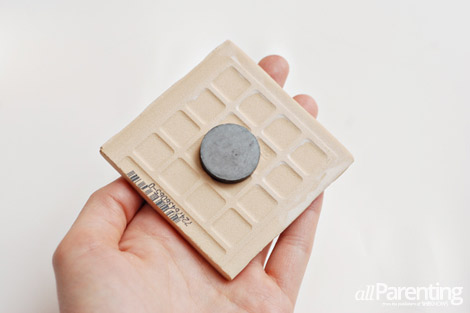 diy art magnets step 10