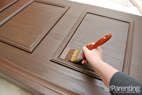 diy wood trim