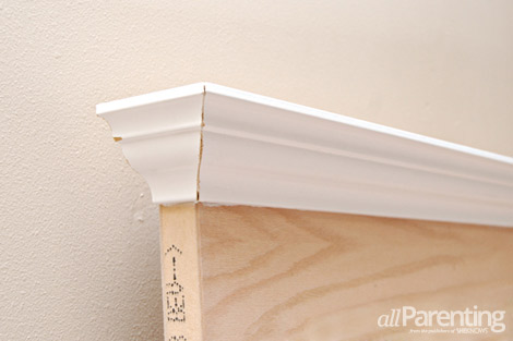 Diy Door Headboard Step 3