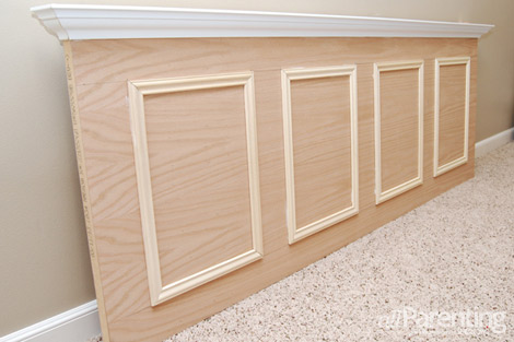 diy door headboard step 6 & Make your own headboard out of a door