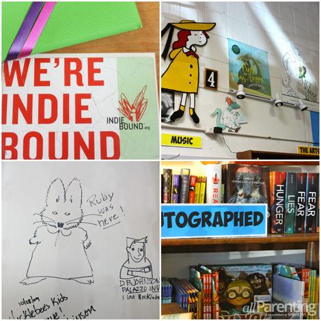 Hicklebee's Books, San Jose, California