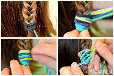 tween fishtail step 6