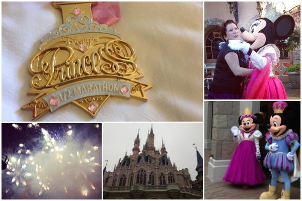 Run Disney Princess half marathon