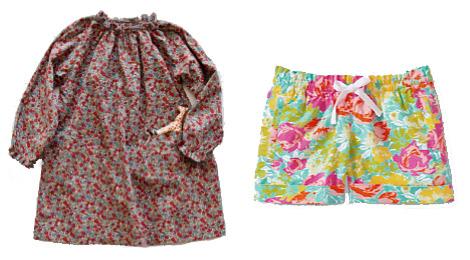 Granny chic- little girls