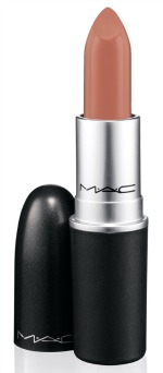M.A.C. lipstick in Creme d'Nude