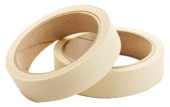 isolated masking tape