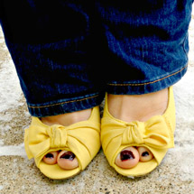 Galit Breen sexy shoes