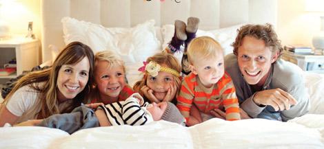 Trina McNeilly, La La Lovely, family