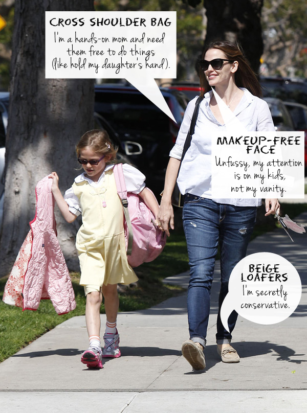 Celebrity Moms What Their Outfits Reveal About Their Parenting Style