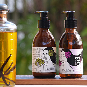 pacific perfumes healthy hair oil