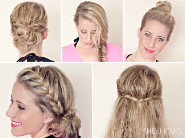Aneurysmnuqz Cute Hairstyles Wet Hair