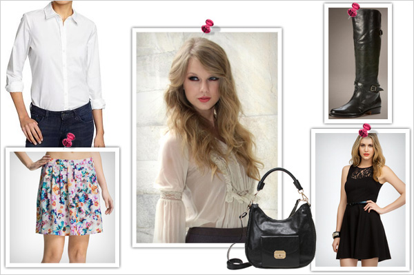 Get Taylor Swift's style