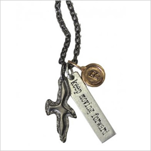 Meaningful necklace- for her