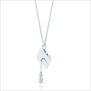 Graduation themed necklace- for her