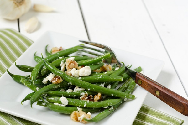how to add flavor to fresh green beans
