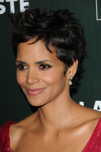 Halle Berry's pregnancy