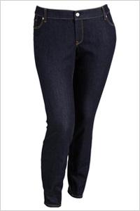 Skinny jeans: Not just for skinny girls