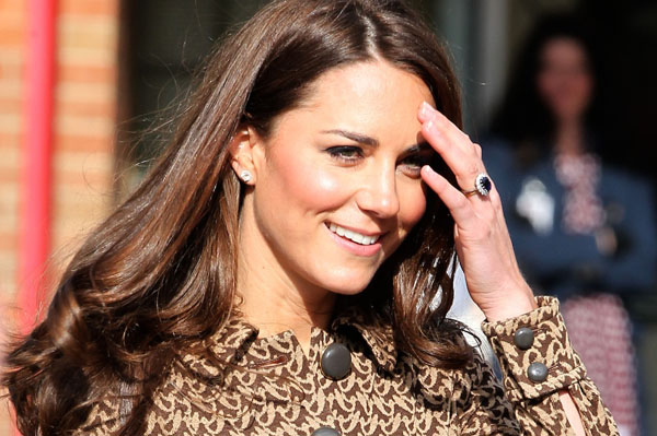 Kate Middleton hosptial birth