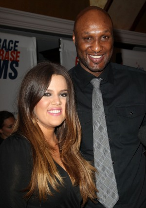 Did Lamar Odom pocket the cash?