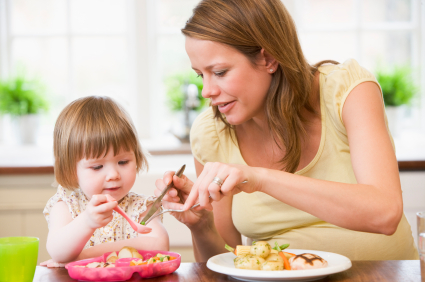 Parents still control teens' food