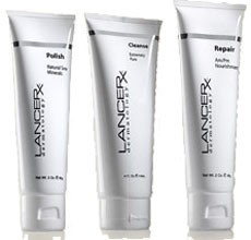 LANCERx Anti-Aging Skin Care