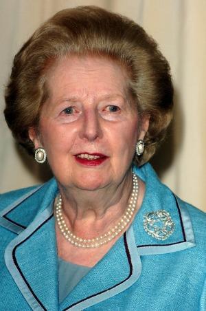 Margaret Thatcher obituary