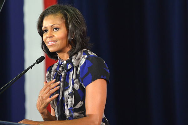 Can you get Michelle Obama's arms?
