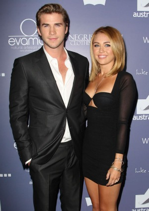 Miley's engagement still on