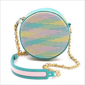 M. Missoni space canteen shoulder bags