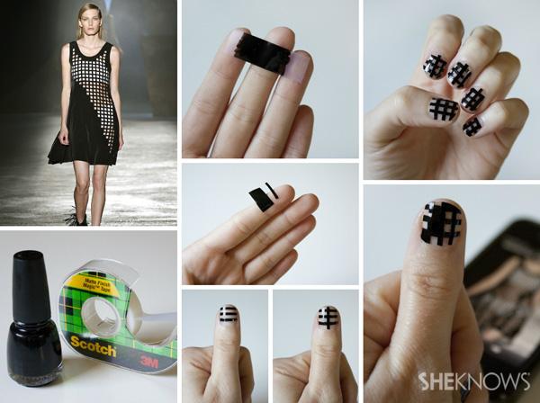 Nail fashion fun!