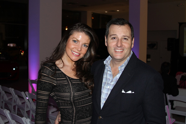 Nicole and her husband