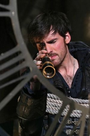 Colin O'Donoghu in Once Upon a Time season 2 episode 20