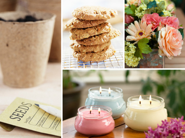 Green gifts for moms