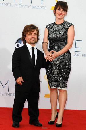 Peter Dinklage doesn't believe he's a sex symbol