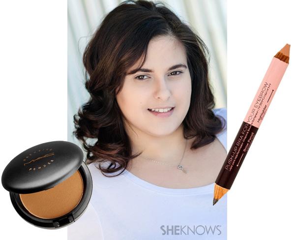 Liz Schluter Makeup Step 2