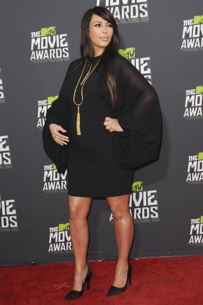 Pregnant celebrity photo round-up