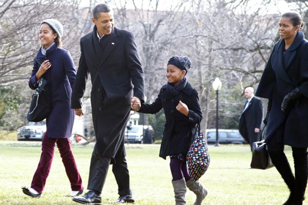 President Obama talks teens & tats