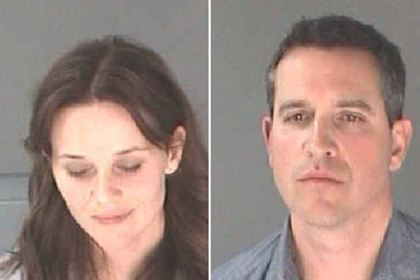Actress and husband arrested on Friday