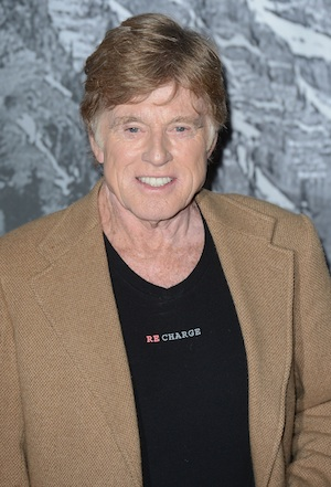 Redford's Unexpected New Role