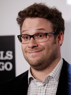 Rogen picks David Beckham